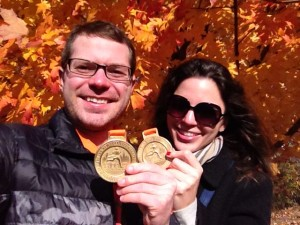 Medali maraton
